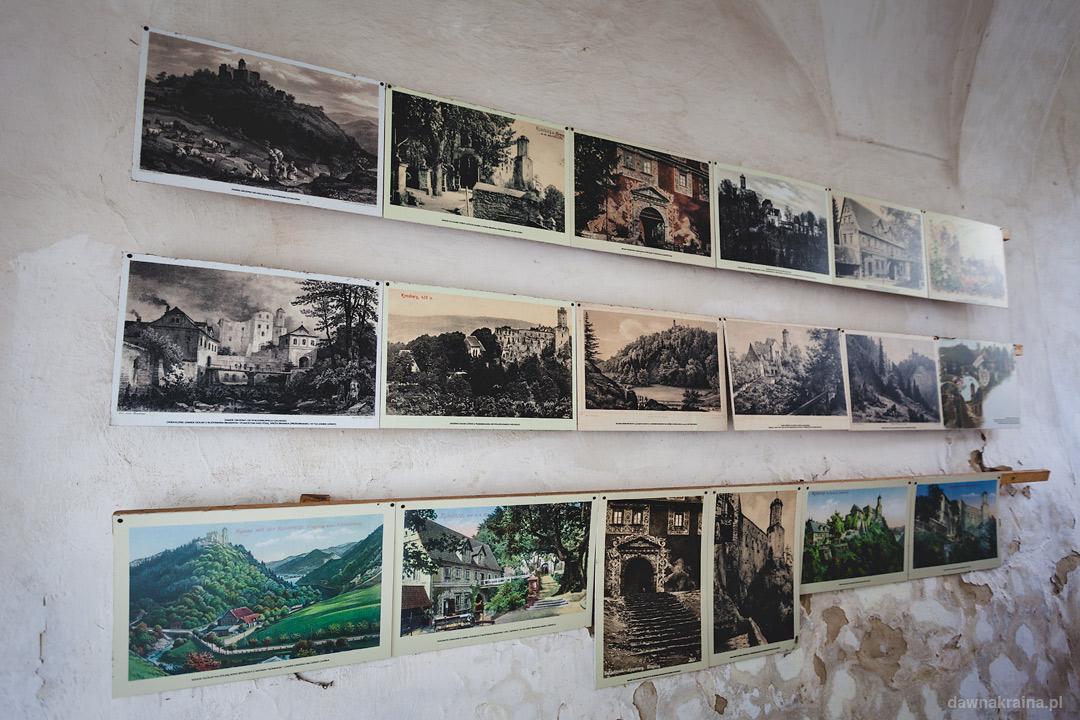Wystawa historycznych fotografii na Zamku Grodno