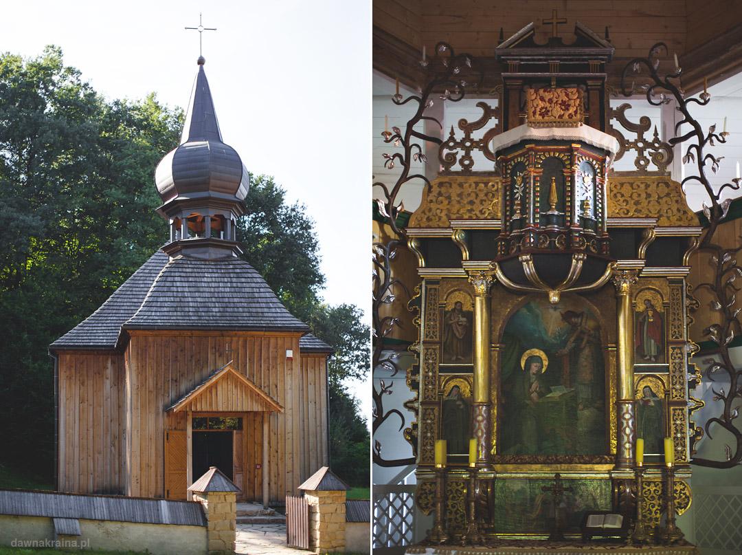 kościół ewangelicki ze Stadeł
