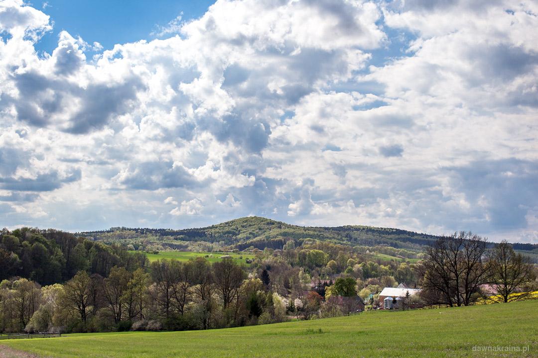 Widok na okolicę w pobliżu Radiostacji Rüdiger 2