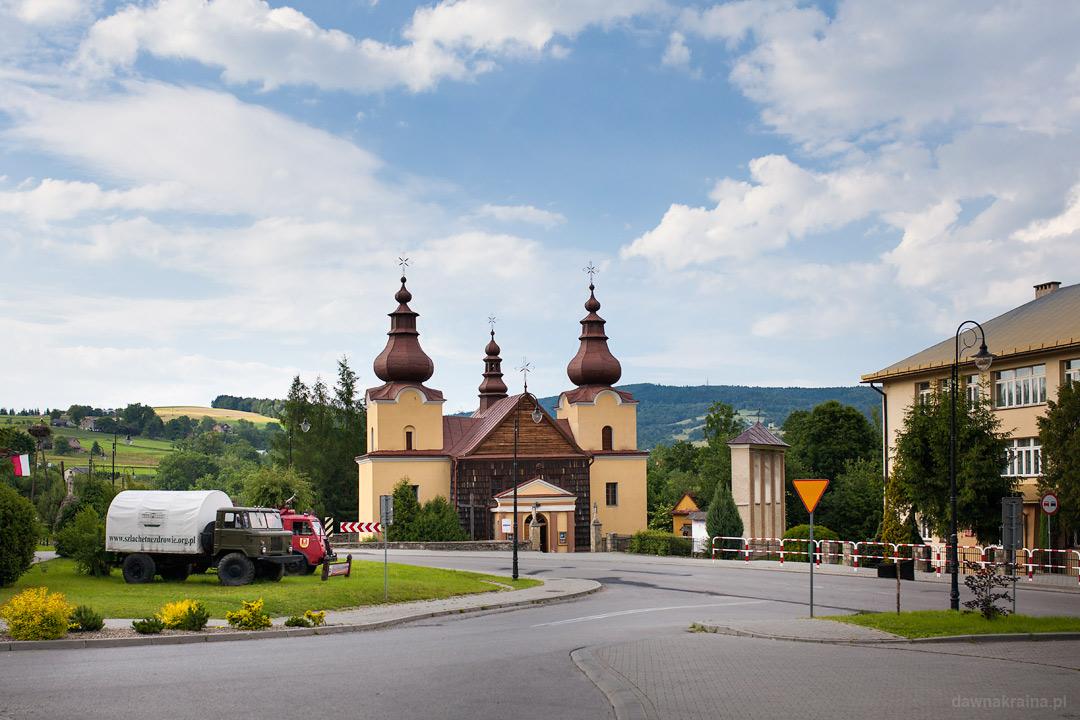 Parafia św. Michała Archanioła w Ropie
