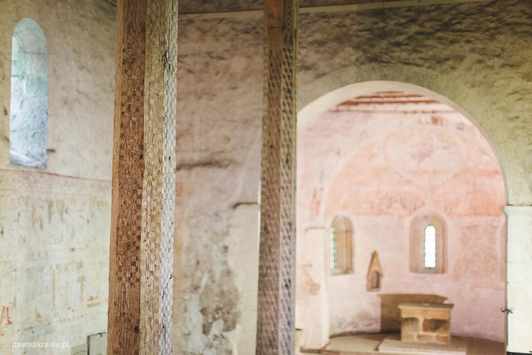 Romański Kościół św. Jana i Katarzyny w Świerzawie