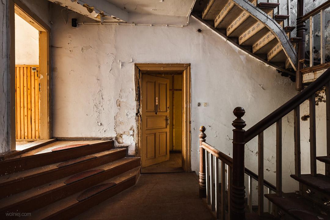 Pałac Targoszyn posiada wiele zakątków i zakamarków.