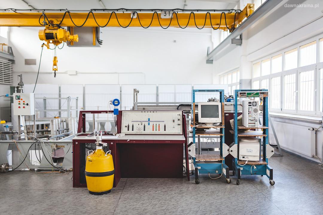 Reaktor szkoleniowy w Narodowym Centrum Badań Jądrowych w Świerku