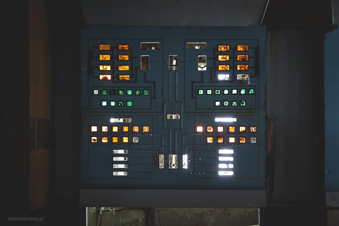 Centrum kontroli Radau Duga zwanego Oko Moskwy w Czarnobyl 2
