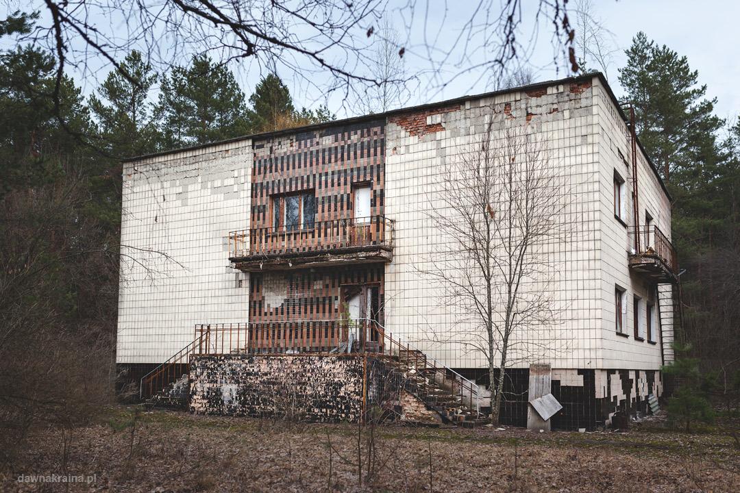 Miasto Czarnobyl 2. Eksploracja Strefy Wykluczenia