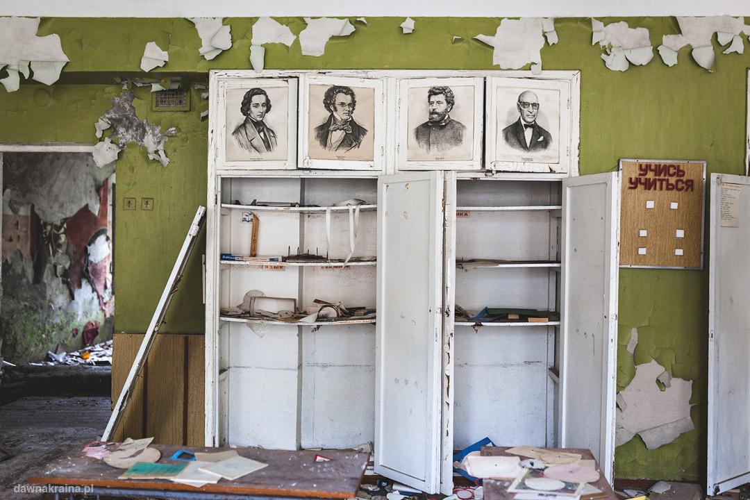 Eksploracja szkoły w Czarnobyl 2.