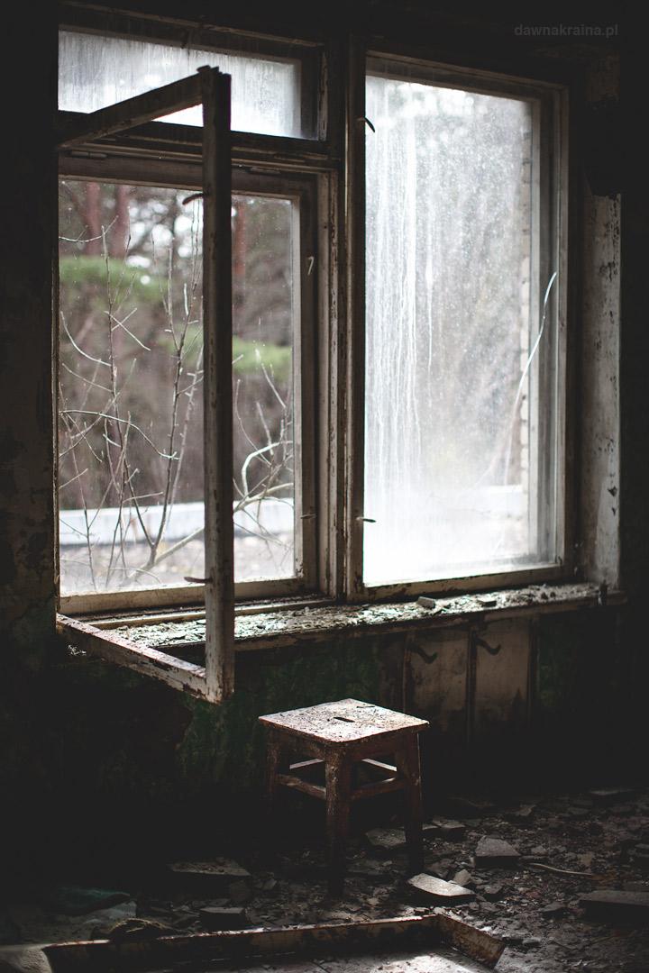 Eksploracja miasta Czarnobyl 2.