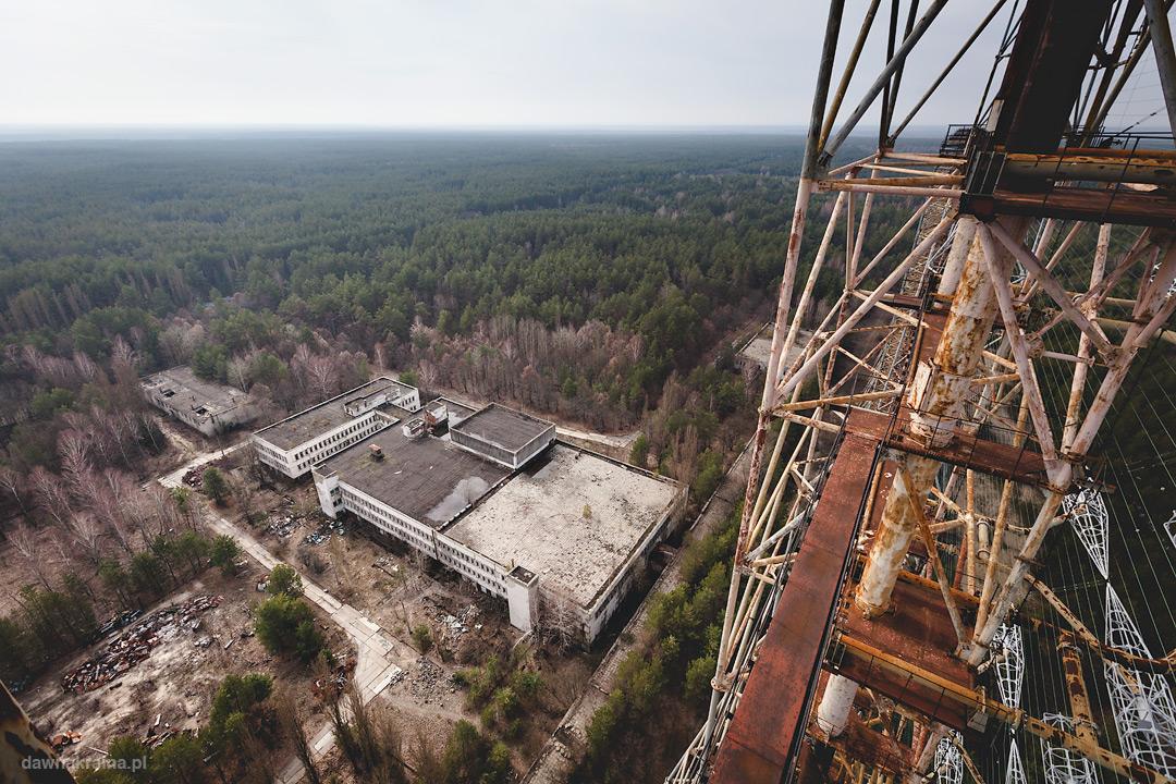 Radar Guda, Czarnobyl 2
