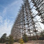 Radar Duga. Kompleks Czarnobyl 2.