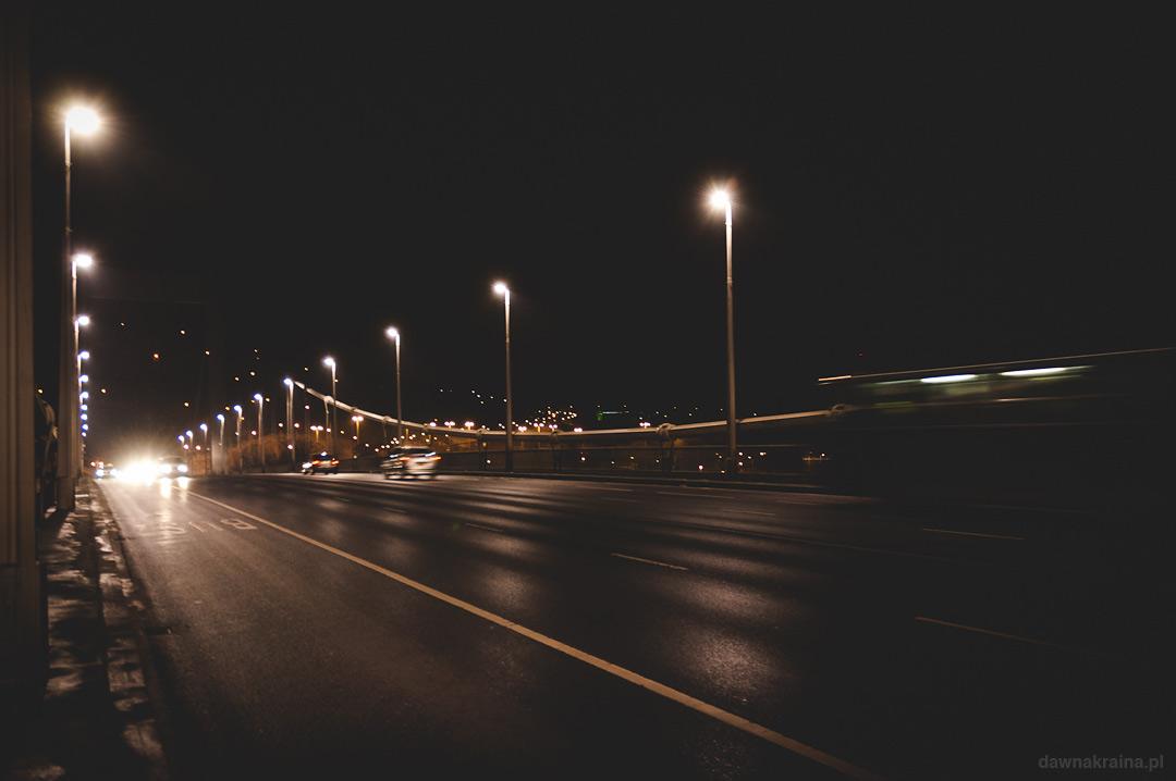 Most w Budapeszcie nocą