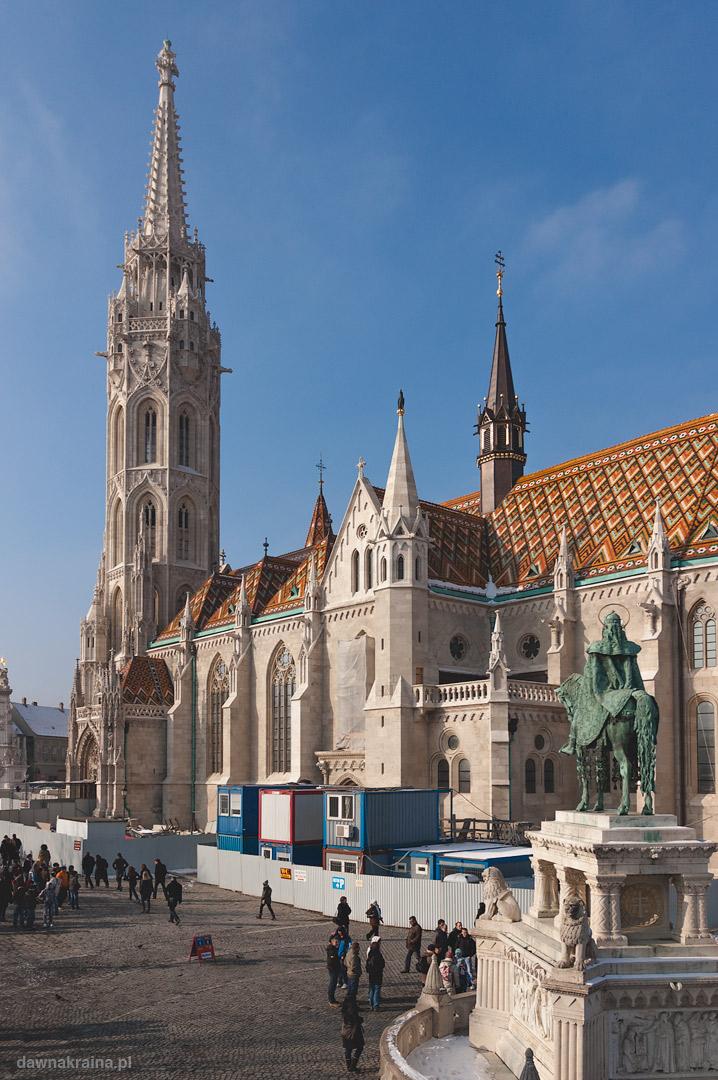 Kościół Macieja w Budapeszczie - slowtourism
