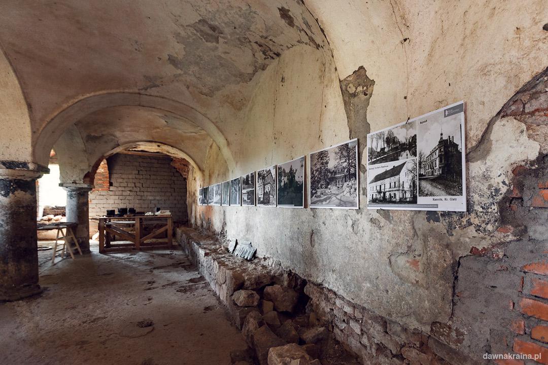 Nowe pomieszczenia w Pałacu Kamieniec