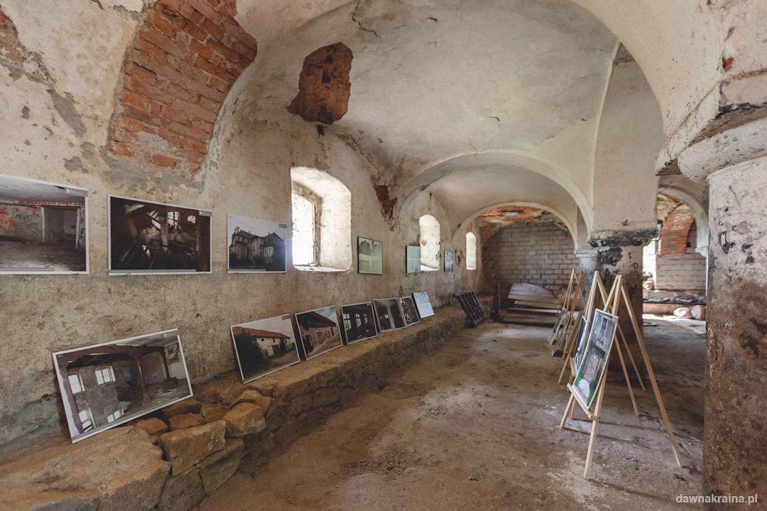 Inne pomieszczenia w Pałacu Kamieniec