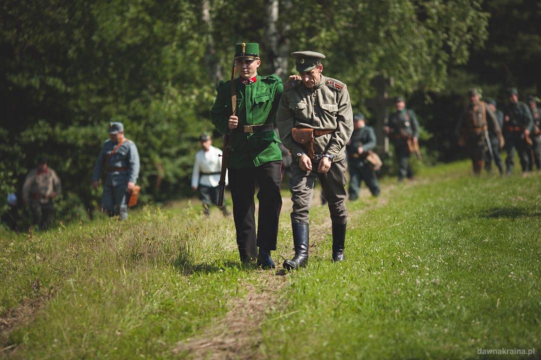 Bitwa w Skansenie Sądeckim.