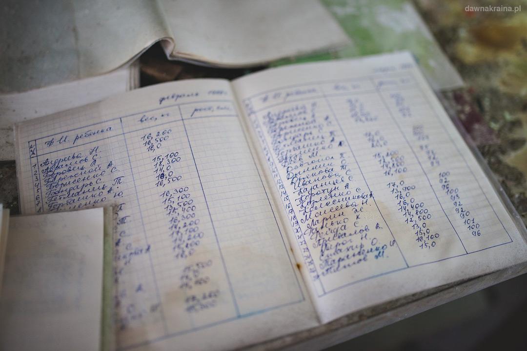 Dokumenty w przedszkolu Czeburaszka