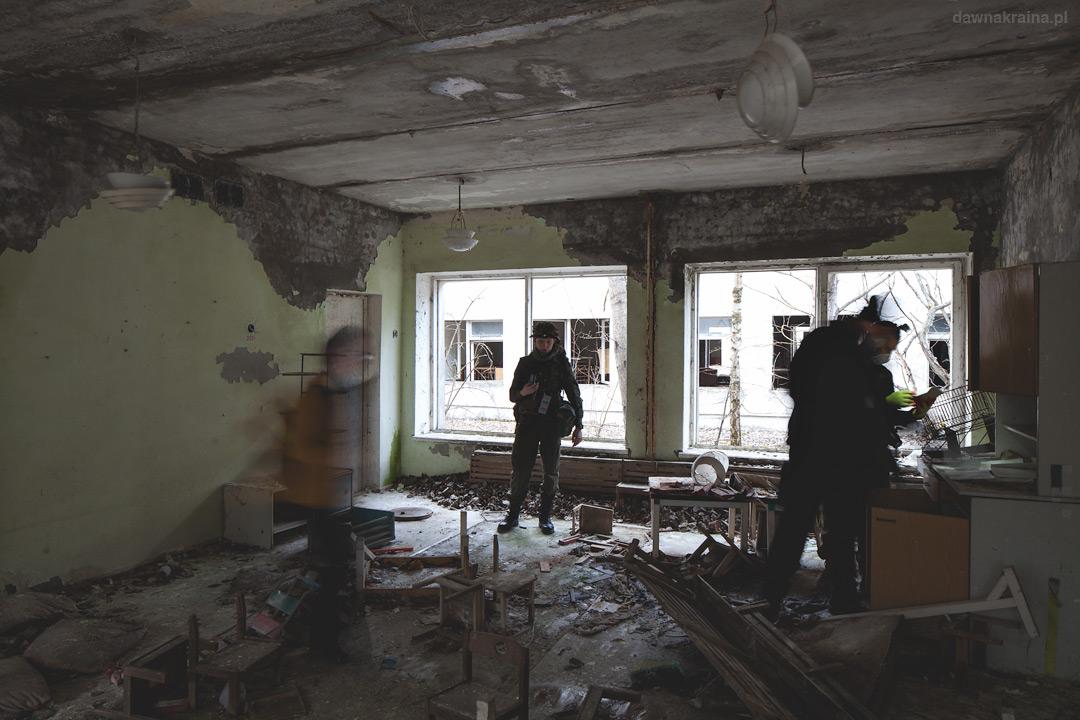 Zdjęcia z przedszkola Czeburaszka w Prypeci. Tu jest Dawna Kraina :)
