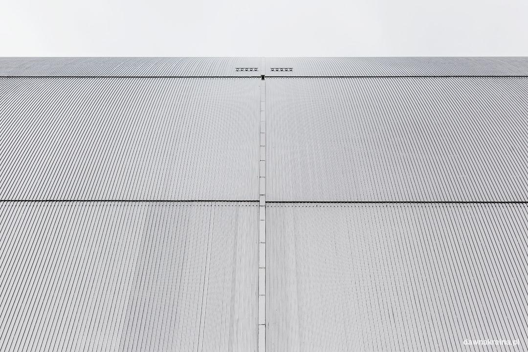 Dach i konstrukcja nośna Novarki