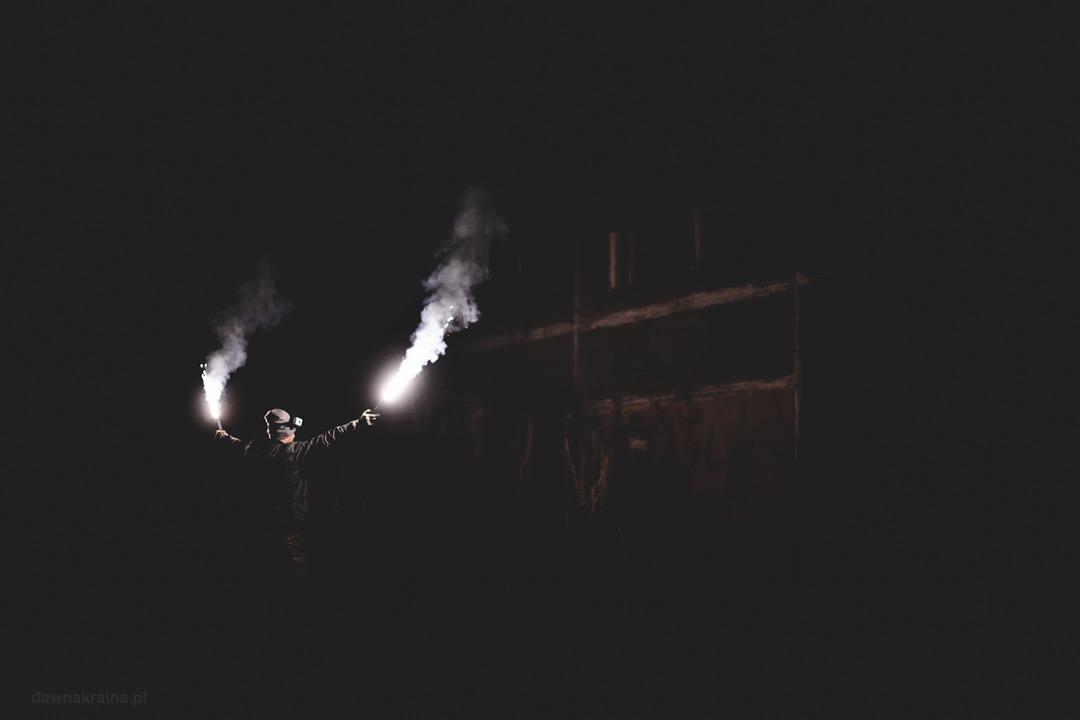 Nocna eksploracja Prypeci. Wyprawa do Miasta Duchów.