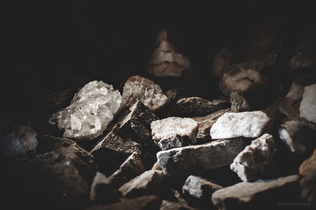 Kopalnia uranu w Kowarach.