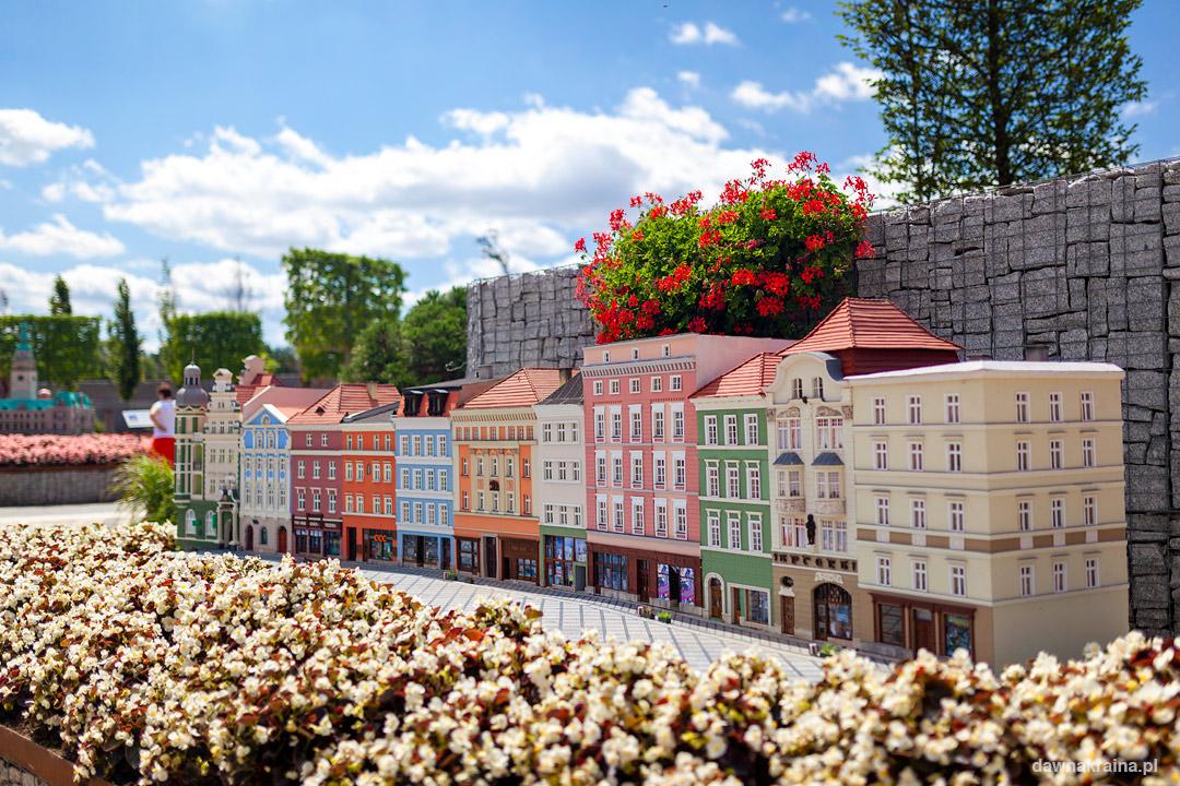 Kamieniczki Rynek w Kłodzku
