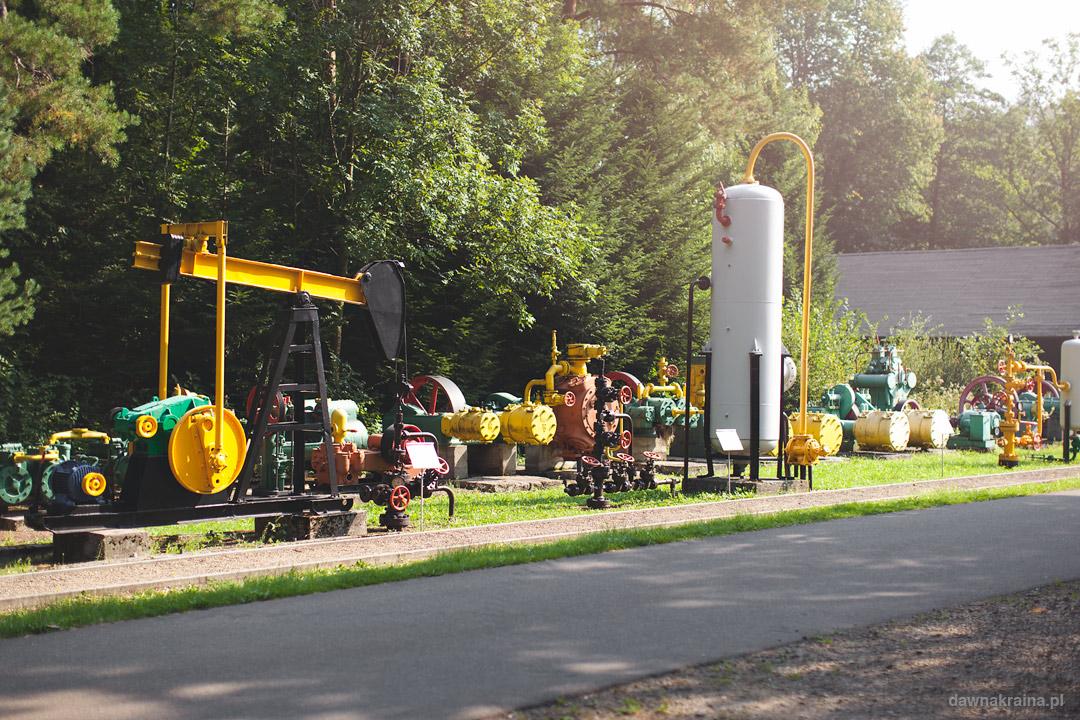 Muzeum Przemysłu Naftowego i Gazowniczego w Bóbrce