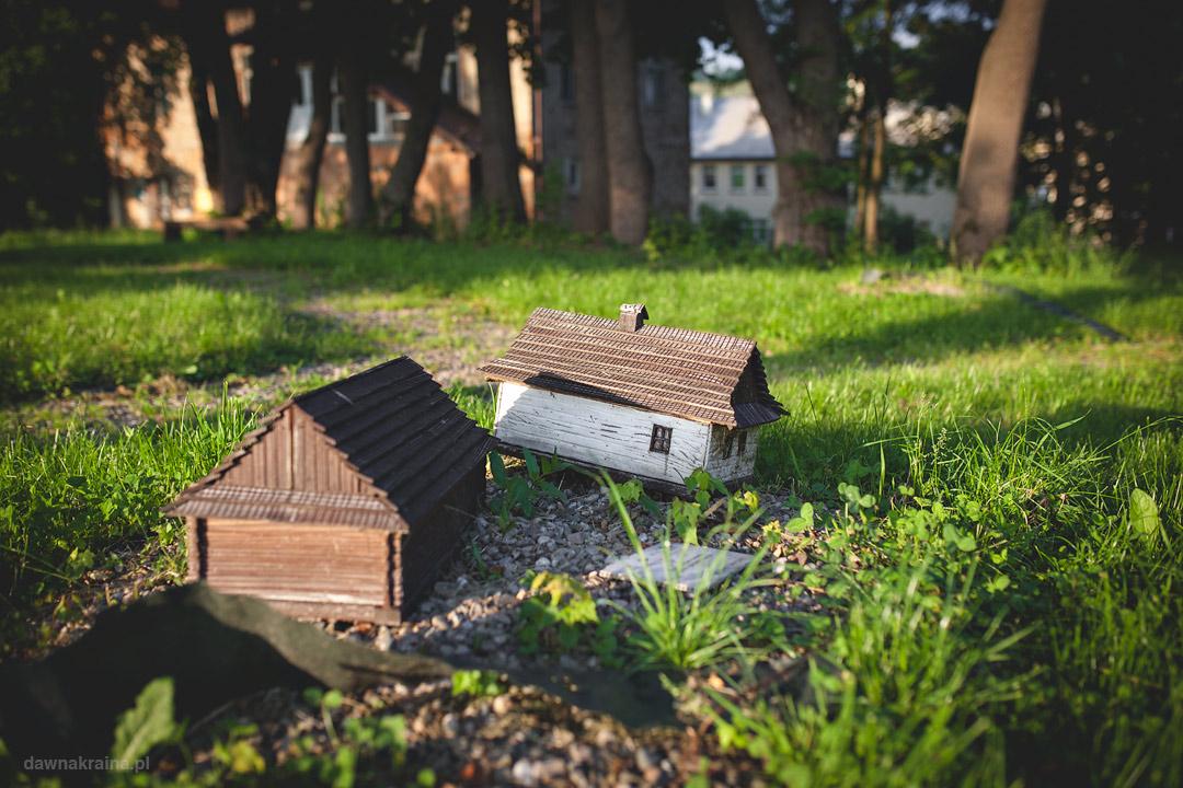 Park Miniatur w Ropie