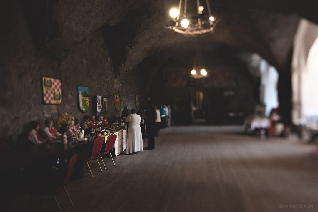 Zamek Grodziec - palladium