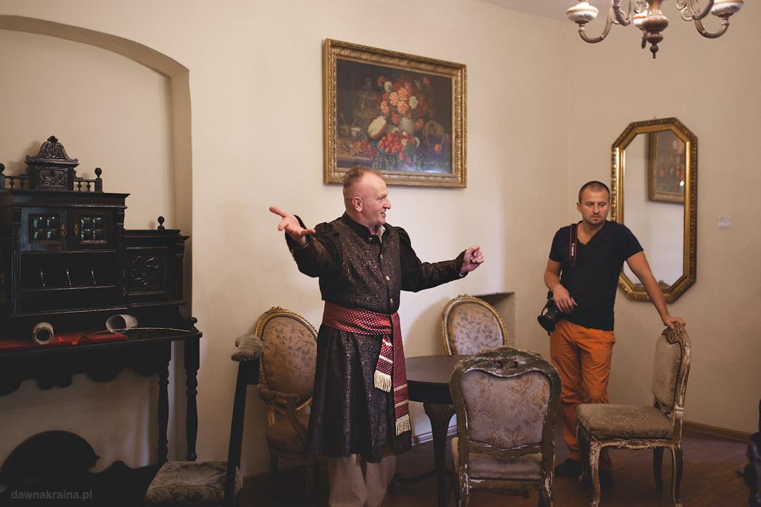 Przewodnik Zamek Grodziec.