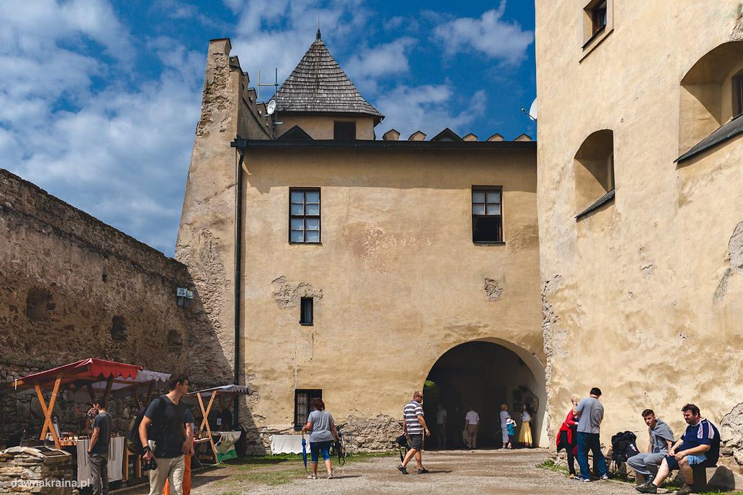 Zamek Lubownia