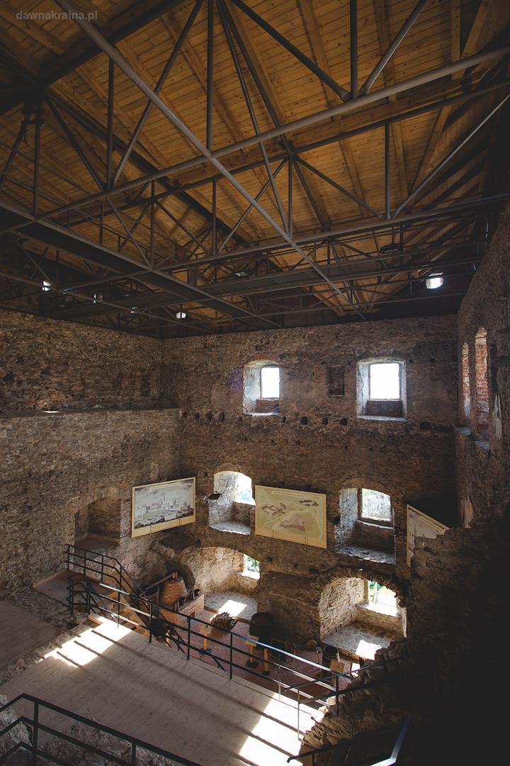 Zamek Lubowla
