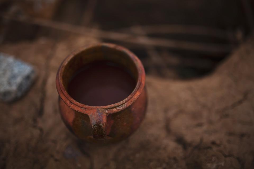 Grodzisko Żmikowiska, budowa pieca szklarskiego