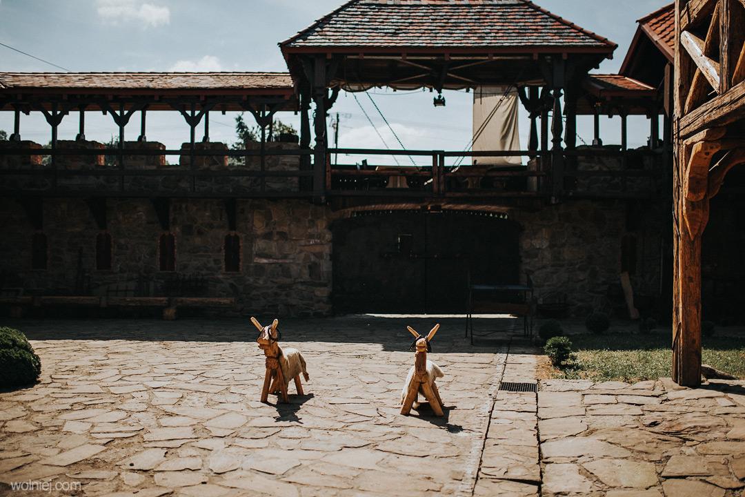 Zabawy dla dzieci w Zamku Stara Baśń