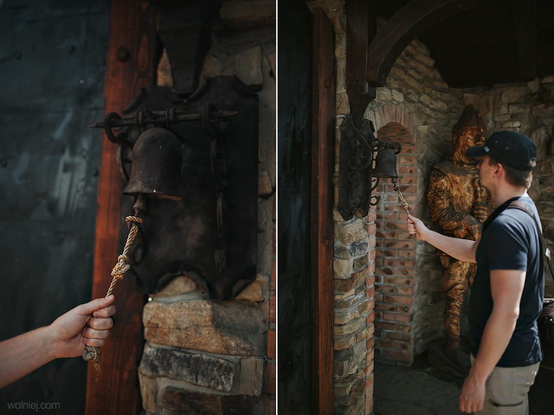 Dzwonek do Zamku Stara Baśń
