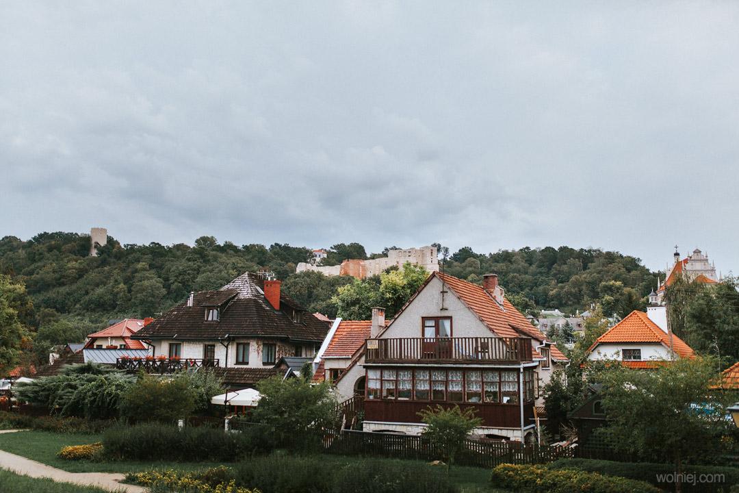 Domy w Kazimierzu Dolnym