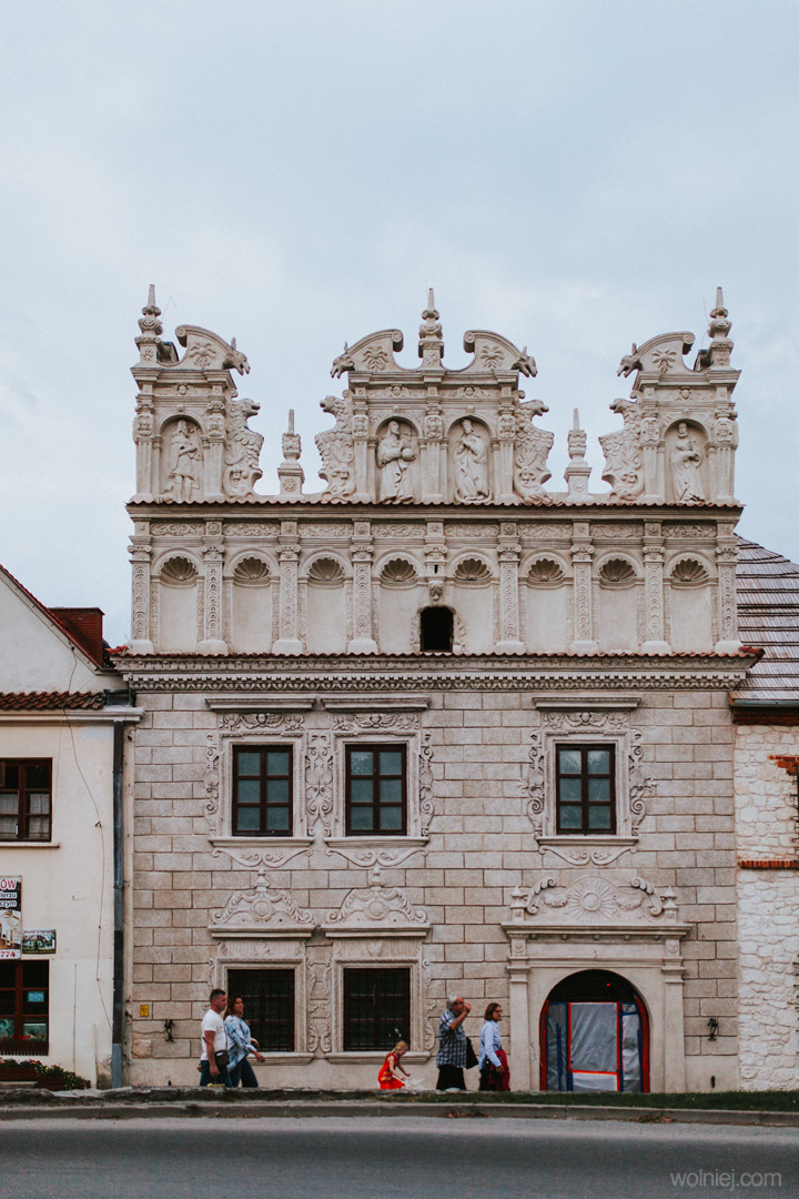 Kamienica Celejowska w Kazimierzu Dolnym