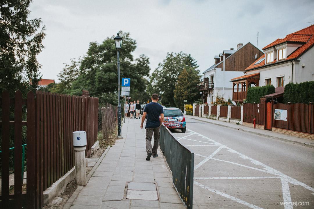 Ulice w Kazimierzu Dolnym