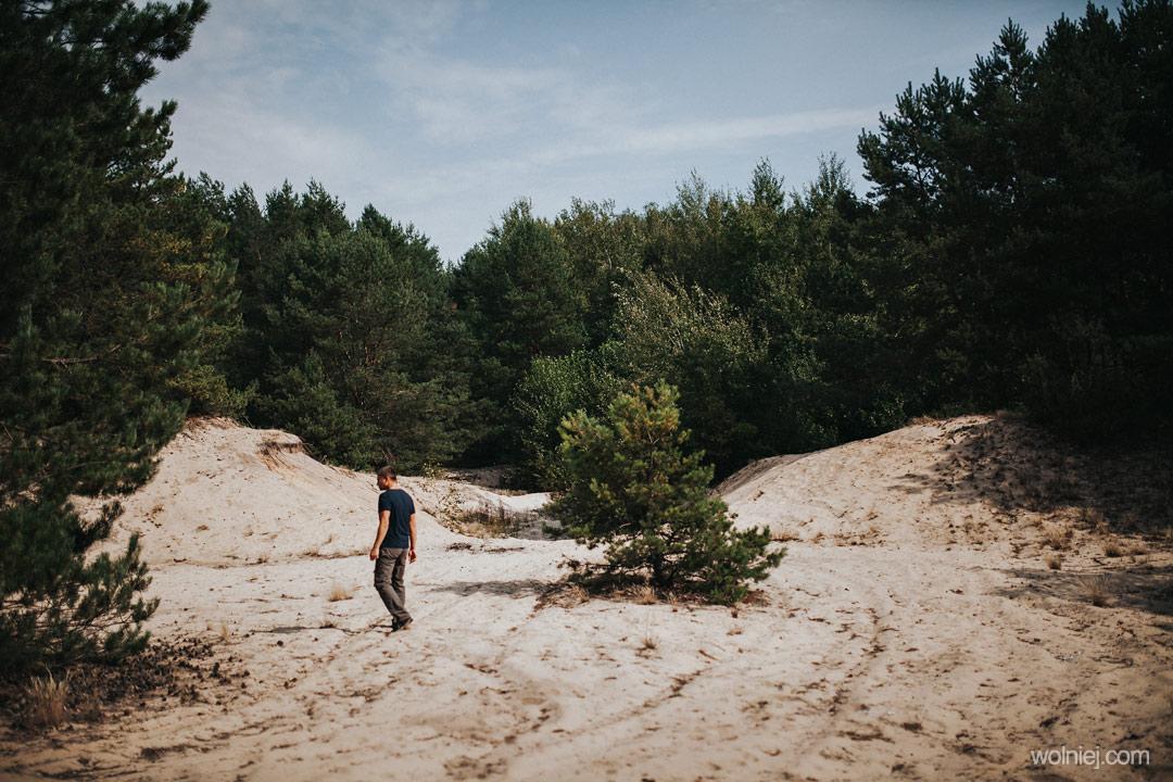 piaszczyste Wydmy Kotliny Chodelskiej