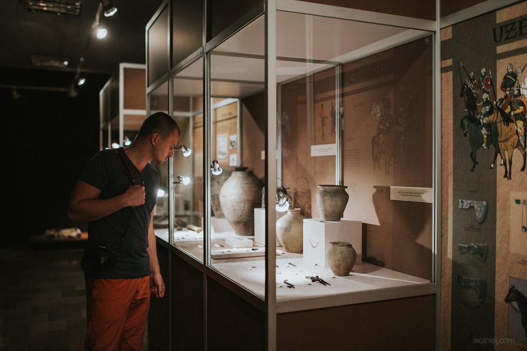 Wystawy w Muzeum Archeologicznym w Krakowie