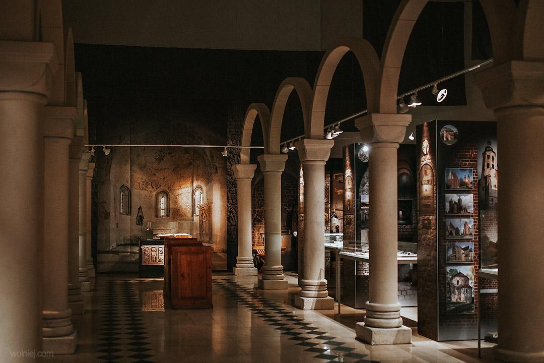 Wystawa Początki Państwa Polskiego w Muzeum Archeologicznym w Krakowie